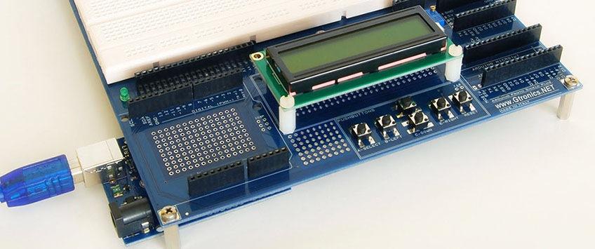 Protoshield Plus for Arduino / Genuino