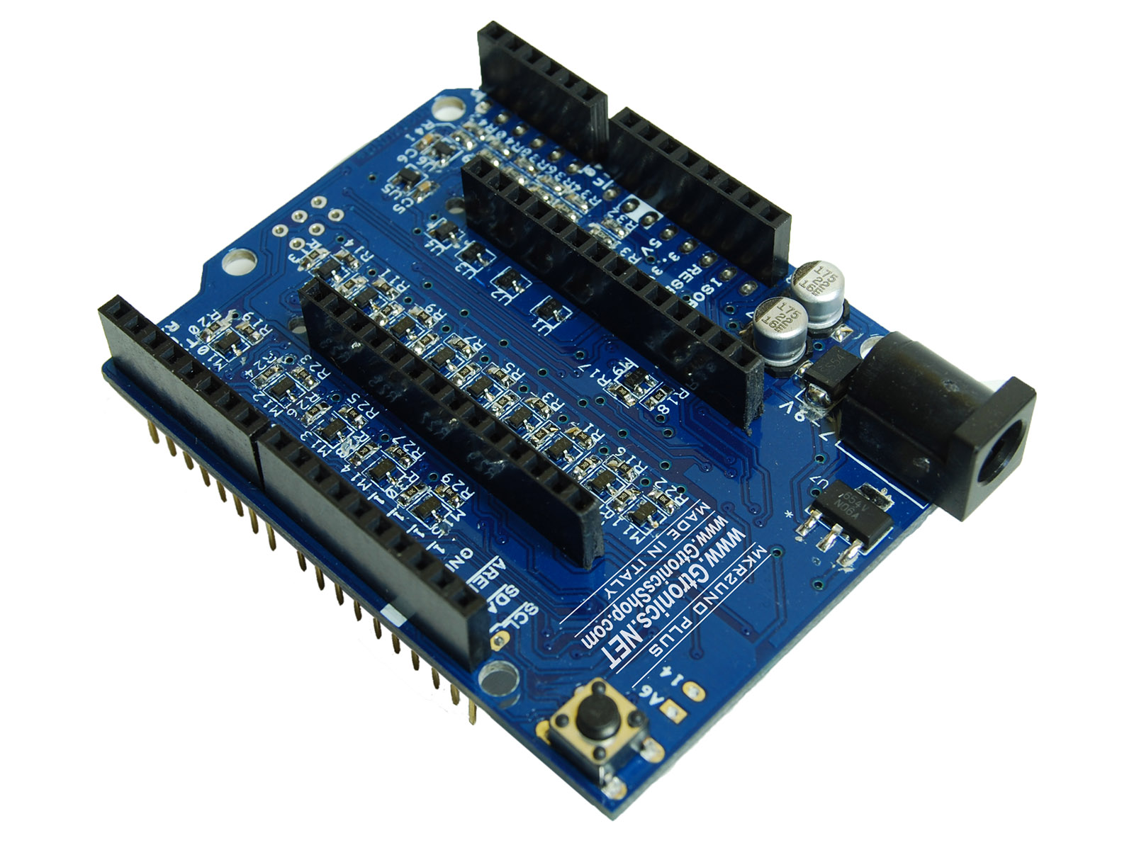 MKR2UNO Plus board
