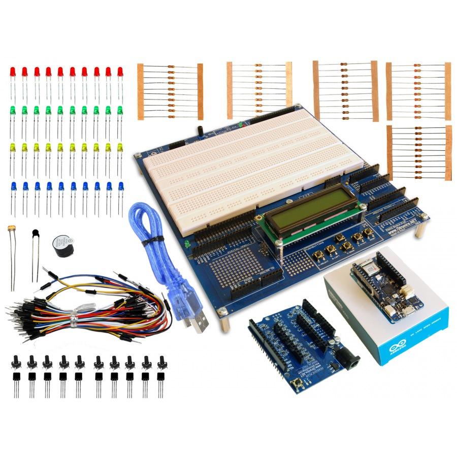 Protoshield PlusMKR starter kit