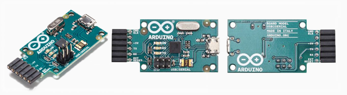 ARDUINO USB to SERIAL
